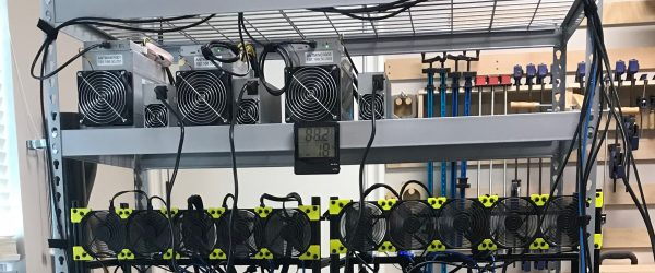 DFW Crypto Mining: Hero