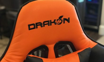 Drakon DK706 Review – Best Gaming Chair?
