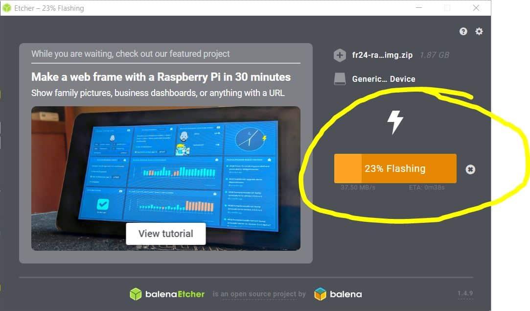 ADS-B Using a Raspberry Pi Flightradar24 - The Geek Pub