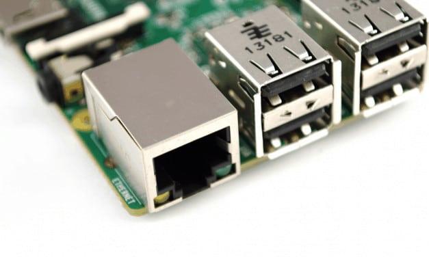 Setting up a Raspberry Pi Web Server