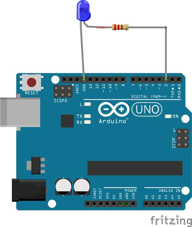 Controlling an Arduino from a Web Page - The Geek Pub