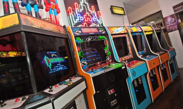 Arcade Plans – Build an Arcade Cabinet!