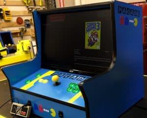 pacade DIY arcade cabinet