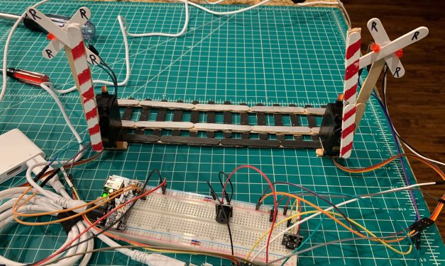 Arduino Train Crossing Project