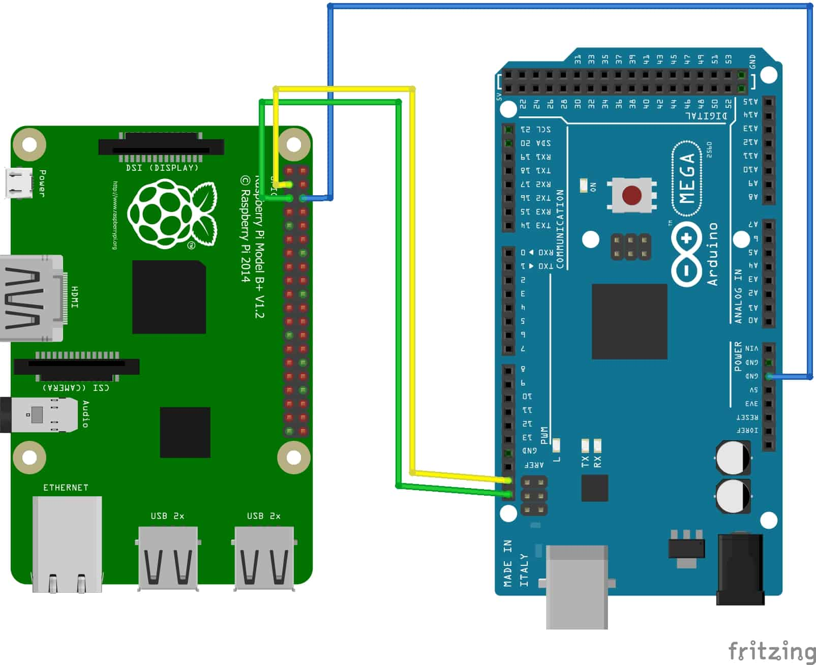 Raspberry Pi to Arduino I2C Communication - The Geek Pub