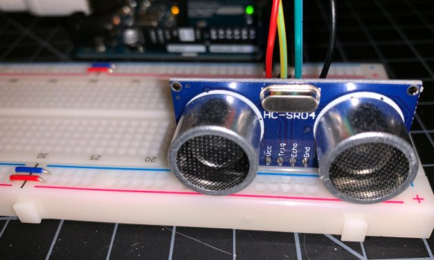 Arduino Ultrasonic Sensor Tutorial