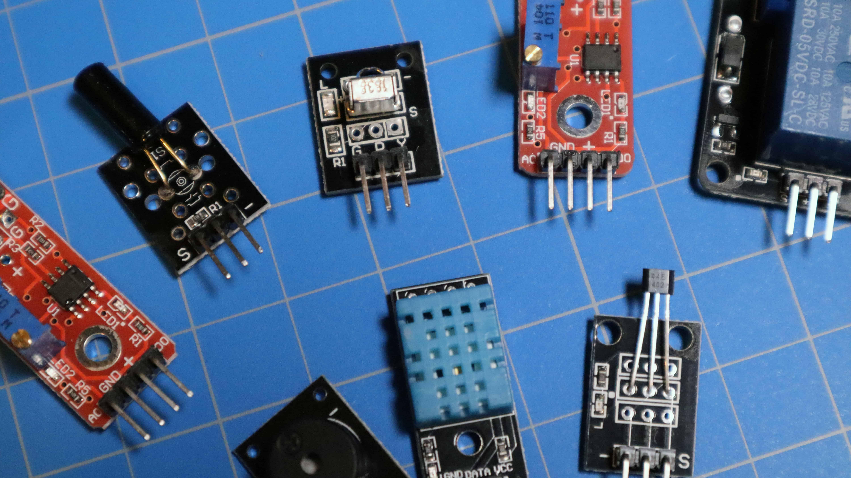 List of Arduino Sensors and Modules - The Geek Pub