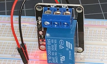 Control High Voltage Devices with an Arduino