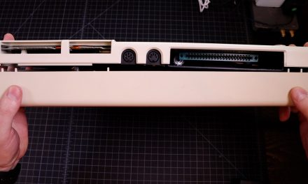 Commodore VIC-20 Clip Repair (3D Printed)
