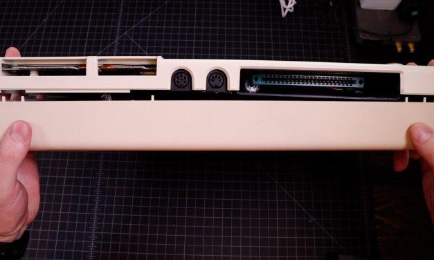 Commodore VIC-20 Clip Repair (3D Printed)