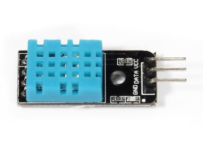KY-015 and DHT11 Temperature and Humidty Sensor 03