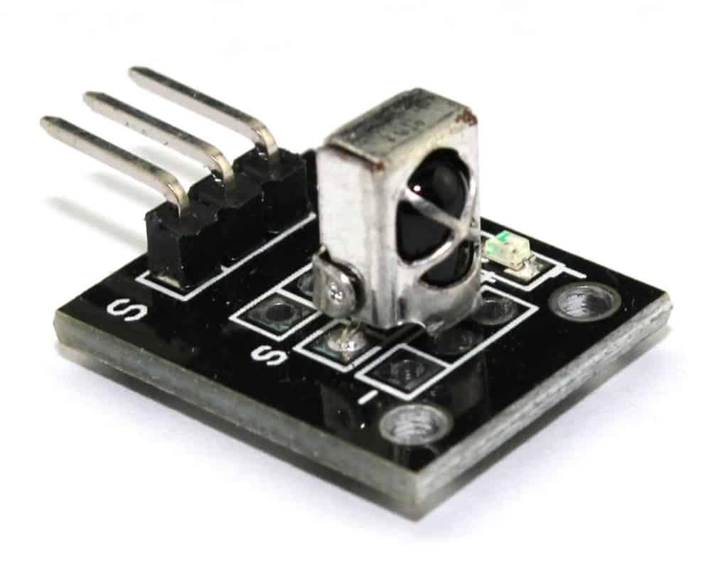 Sensor Wiki  Ky-022 Infrared Sensor
