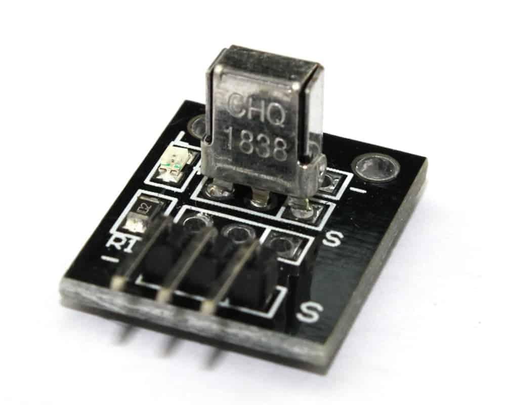 Infrared Receiver Module Infrared Receiver Modules Receiving Circuit