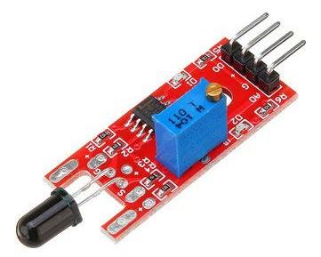 KY-026 flame IR sensor 03