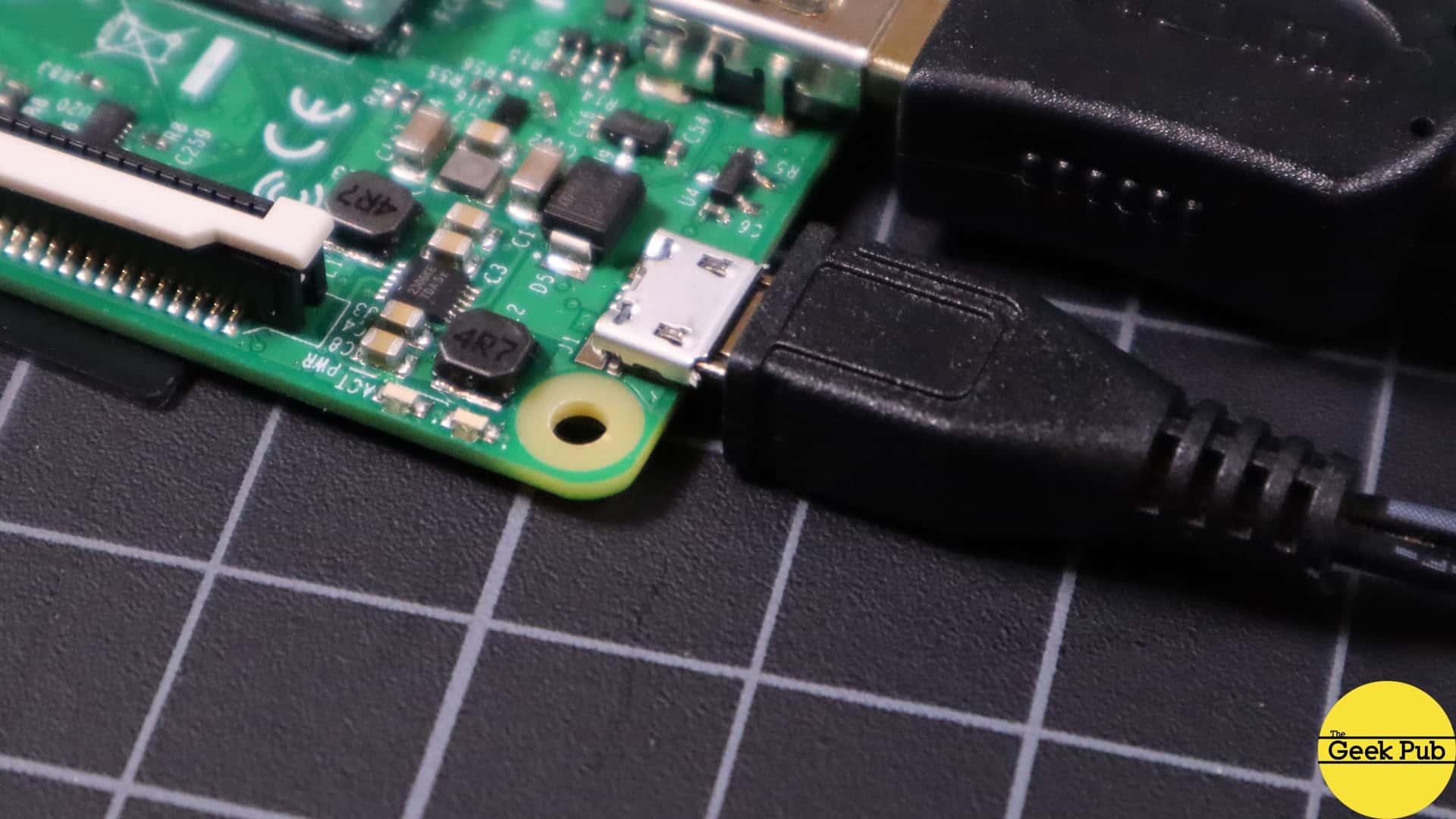 How to install Raspbian on the Raspberry Pi - The Geek Pub