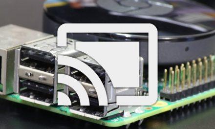 Setup a Raspberry Pi Chromecast Alternative