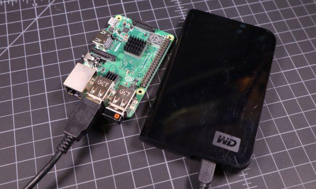 Create a Raspberry Pi NAS with Samba or OMV
