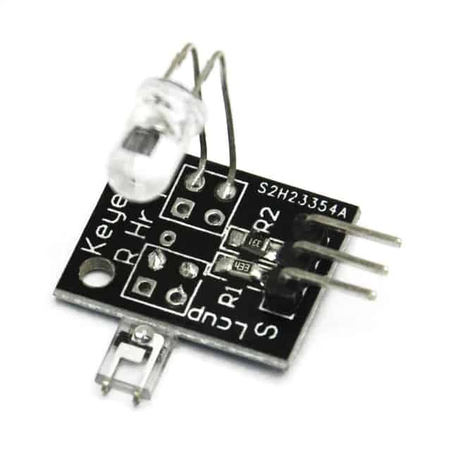 Arduino Heartbeat Sensor KY-039