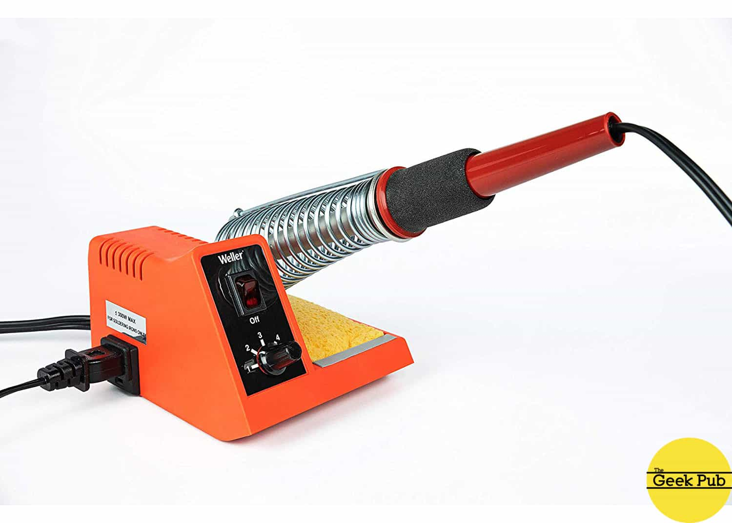 the best soldering stations 2019 - the geek pub