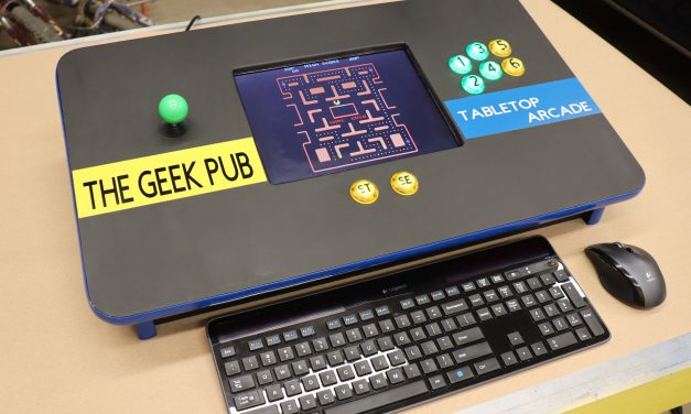 How to Make a Tabletop Arcade Cabinet