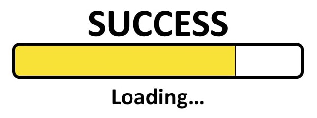 Being Coachable - Success Loading