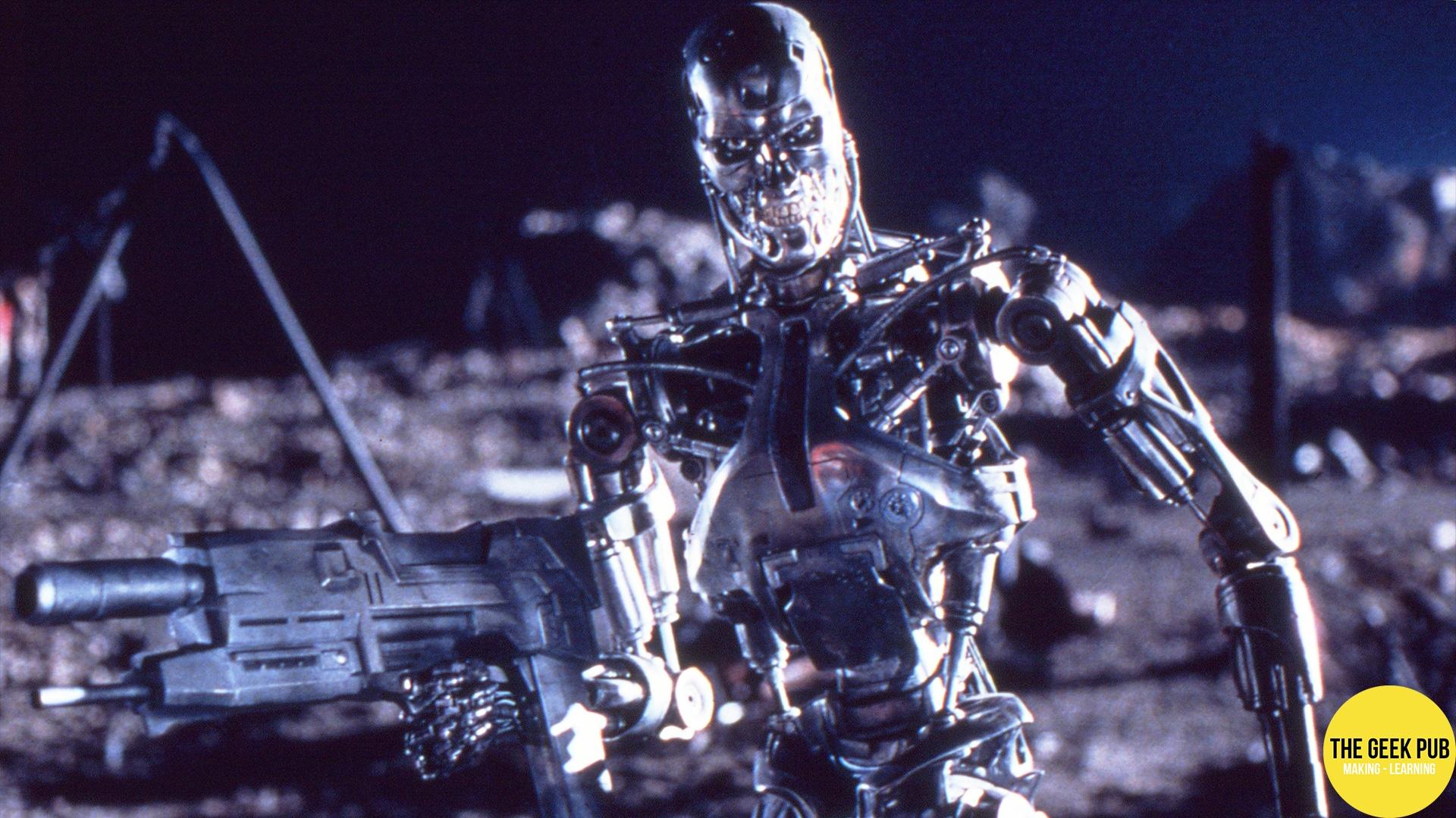 2) Terminator 2 (1991)