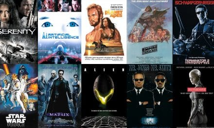 Mike's Top 10 Sci-Fi Movies of All Time
