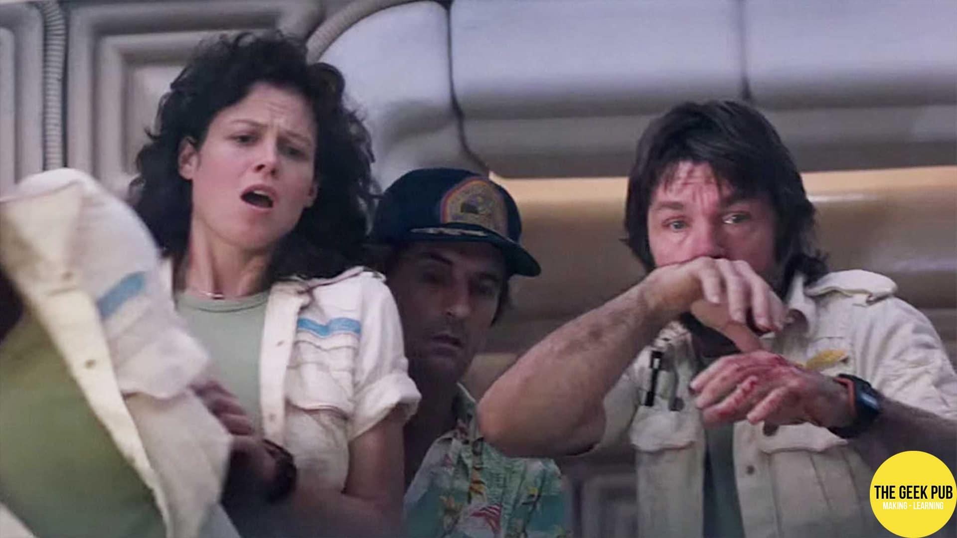 5) Alien (1979)