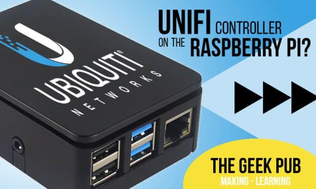 Raspberry Pi Unifi Controller Setup