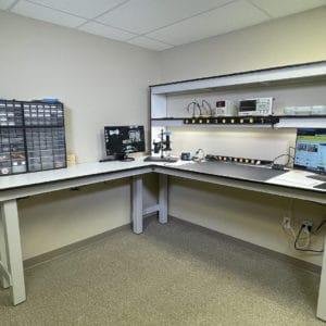 best electronics workbench plans