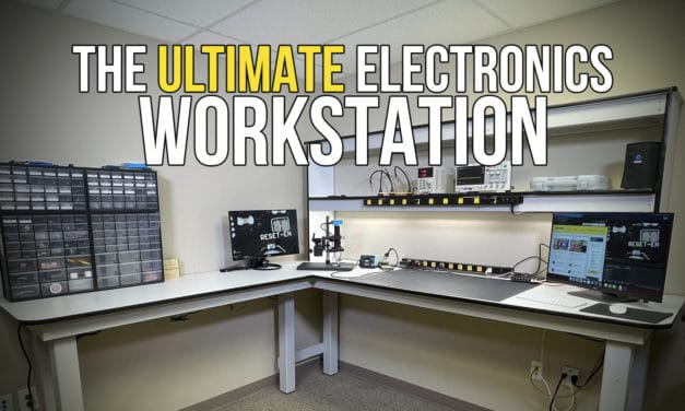 Build the Ultimate Electronics Workbench