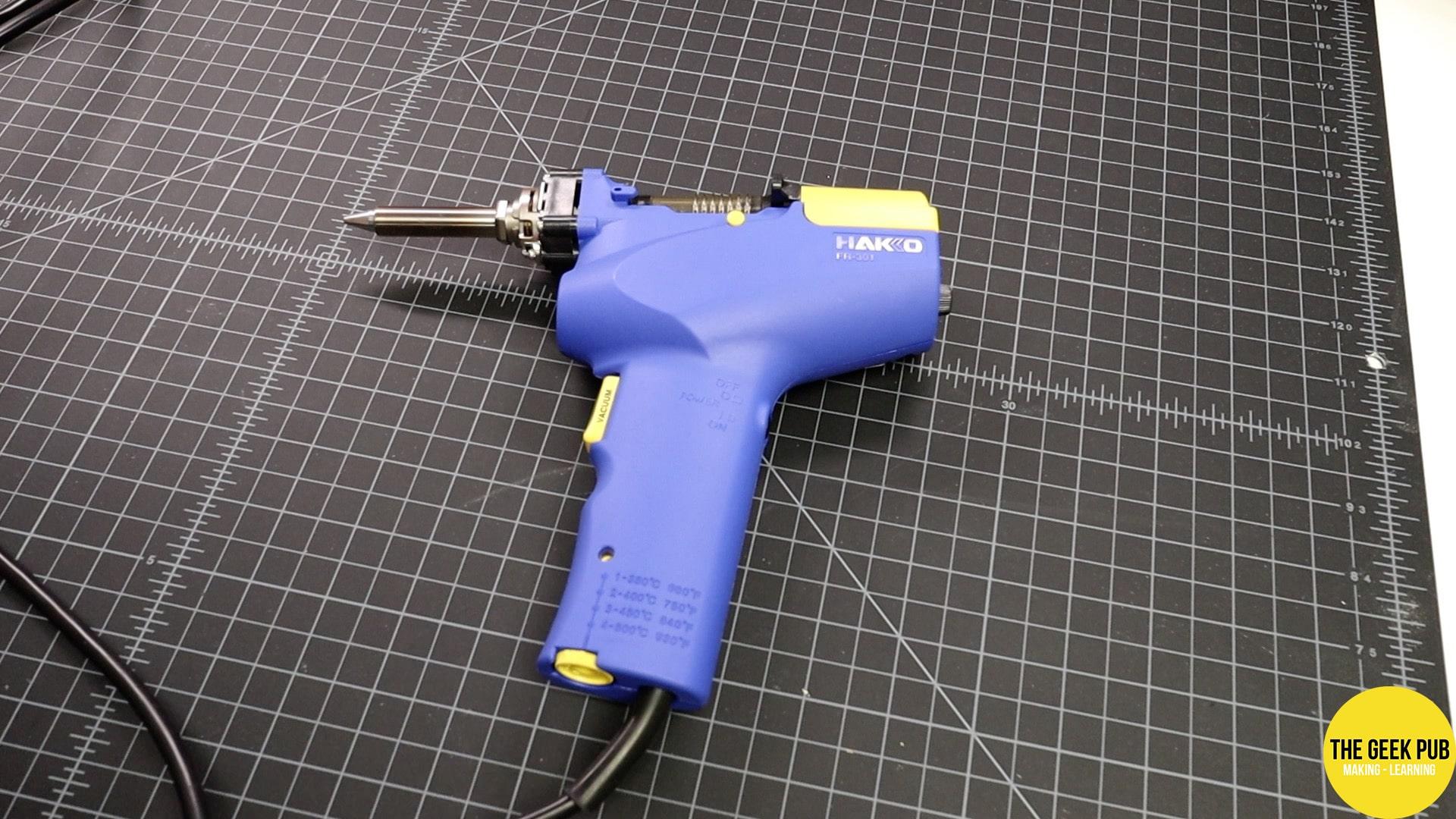 Hakko De-soldering Gun