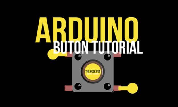 Arduino Button Tutorial