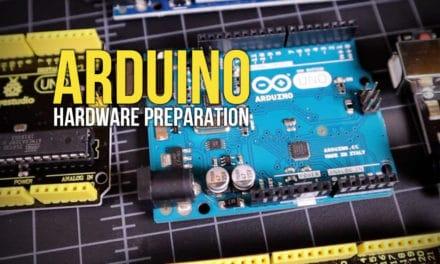 Arduino Hardware Preparation