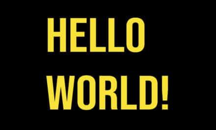 Arduino Basics: Hello World!
