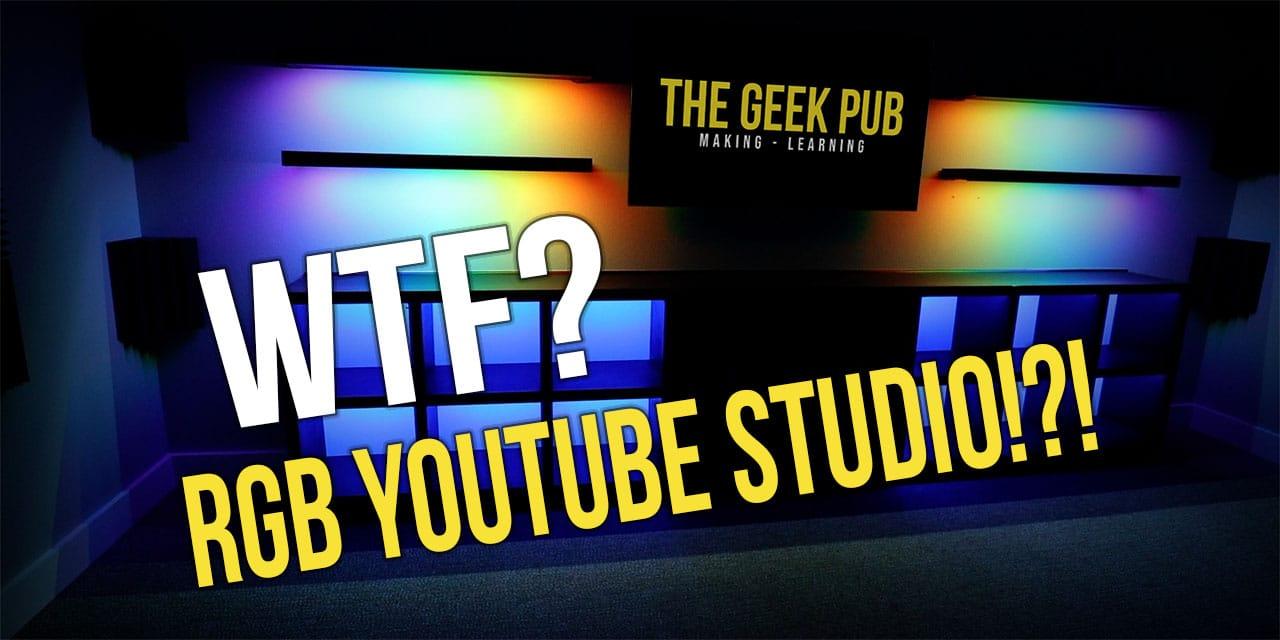Building a YouTube Studio