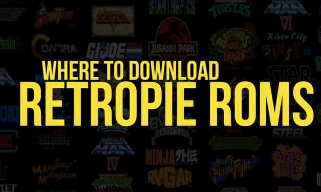 Where to Download RetroPie ROMs?