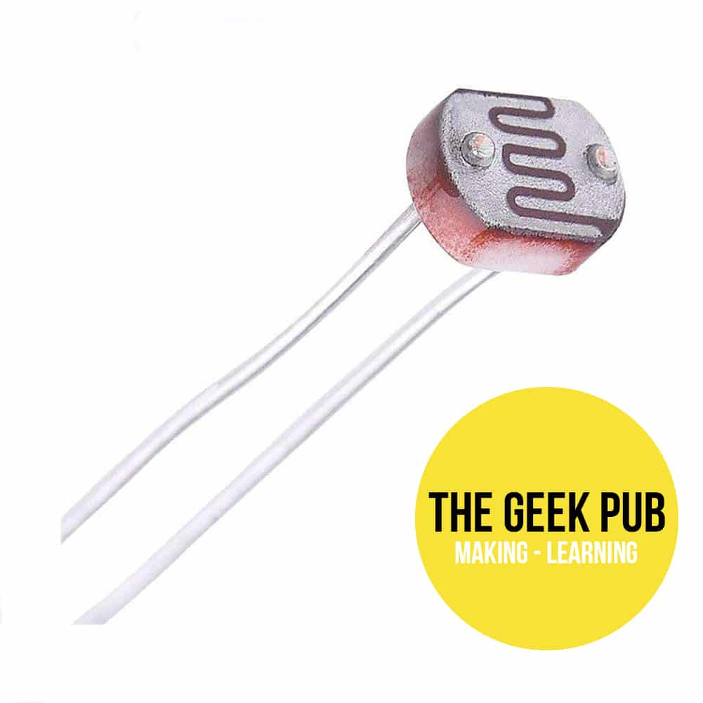 Geek Pub Photoresistor