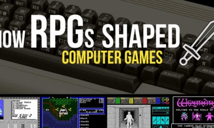 How RPGs Shaped Computer Games – GeekBits Podcast Episode 4