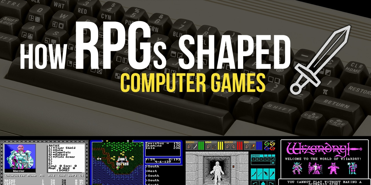 How RPGs Shaped Video Games