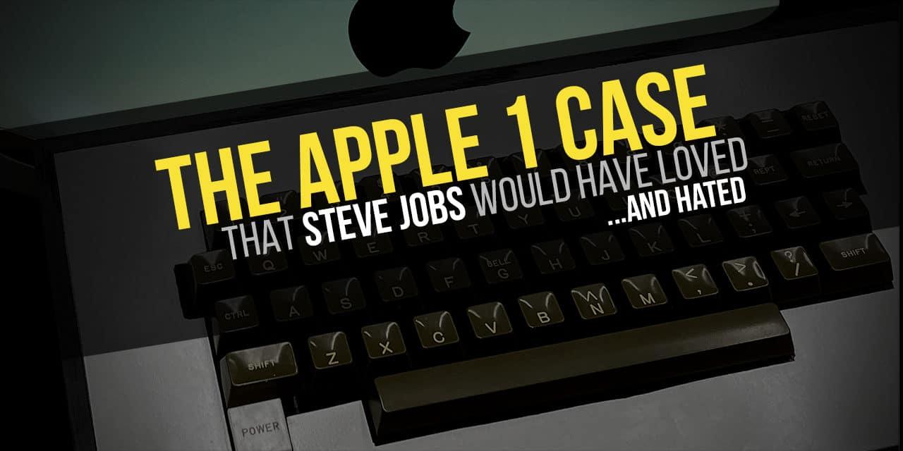 The Apple 1 Case