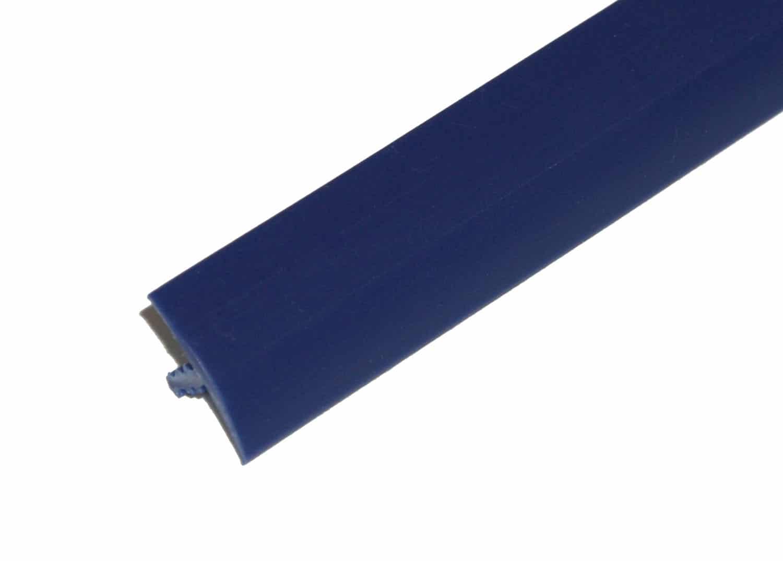 "1/2"" Blue T-Molding"