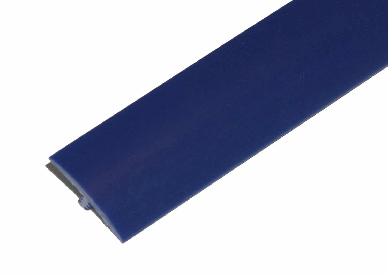 "1"" Blue T-Molding"