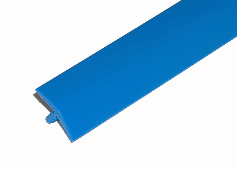 "1/2"" Light Blue T-Molding"