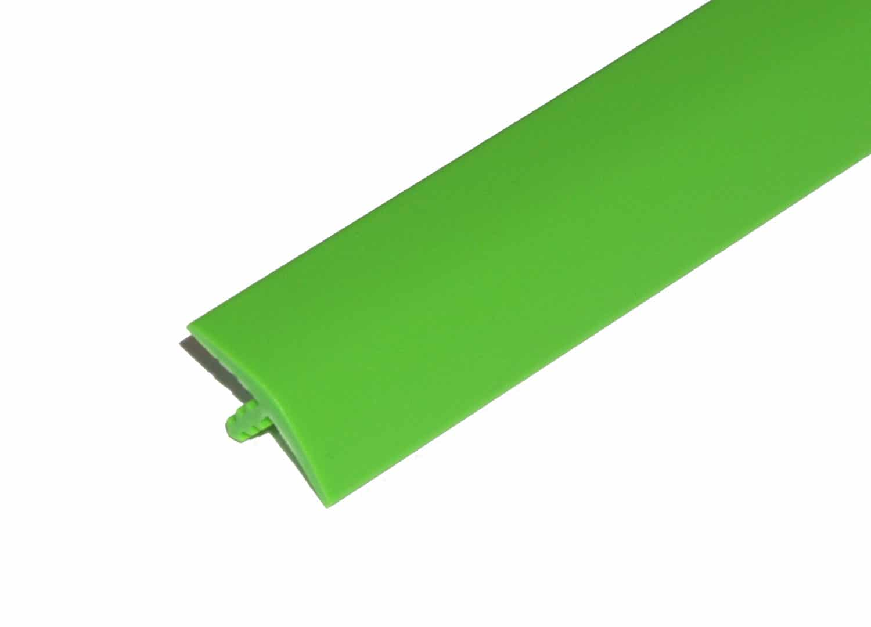 "3/4"" Light Green T-Molding"