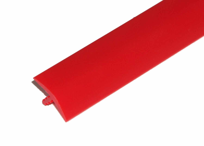 "1/2"" Light Red T-Molding"