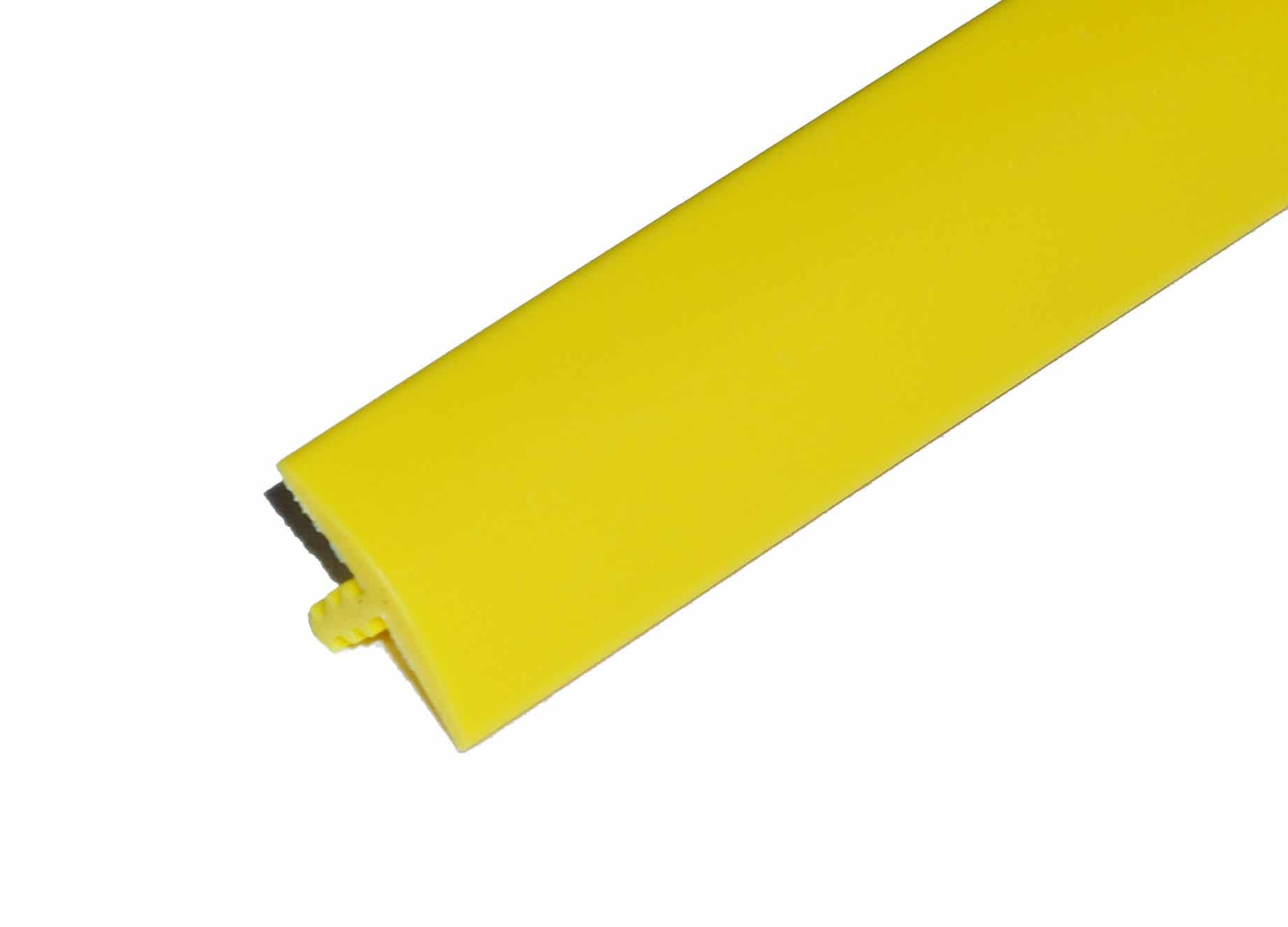 "1/2"" Yellow T-Molding"