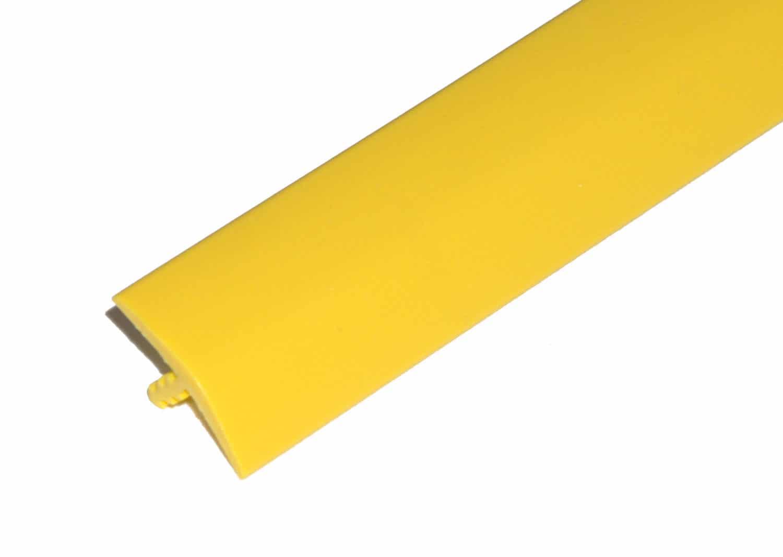 "3/4"" Yellow T-Molding"