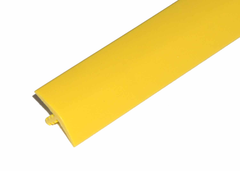 "1"" Yellow T-Molding"
