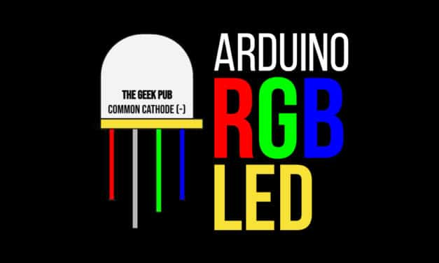 Arduino RGB LED Tutorial